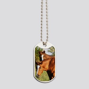 Pack Bar and Kermit Dog Tags
