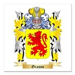 Grason Square Car Magnet 3