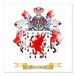 Grantham Square Car Magnet 3
