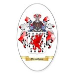 Grantham Sticker (Oval)