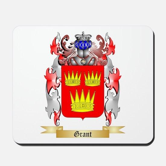 Grant Mousepad
