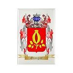 Grangier Rectangle Magnet (100 pack)