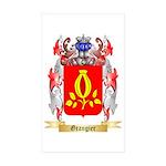 Grangier Sticker (Rectangle 50 pk)