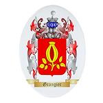 Grangier Ornament (Oval)