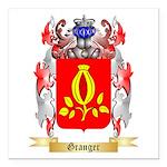 Granger Square Car Magnet 3