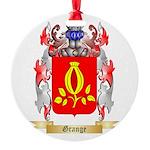 Grange Round Ornament