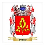 Grange Square Car Magnet 3