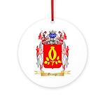 Grange Ornament (Round)