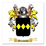 Grandotto Square Car Magnet 3