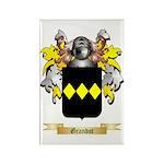 Grandot Rectangle Magnet (100 pack)