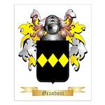 Grandoni Small Poster