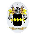 Grandon Ornament (Oval)