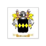 Grandis Square Sticker 3