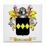 Grandis Tile Coaster