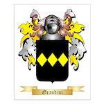 Grandini Small Poster