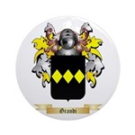 Grandi Ornament (Round)