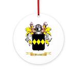 Grandet Ornament (Round)