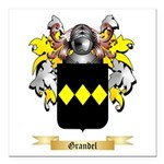 Grandel Square Car Magnet 3