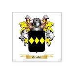 Grandel Square Sticker 3