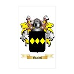 Grandel Sticker (Rectangle 50 pk)