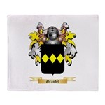 Grandel Throw Blanket