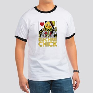 Euchre Chick T-Shirt