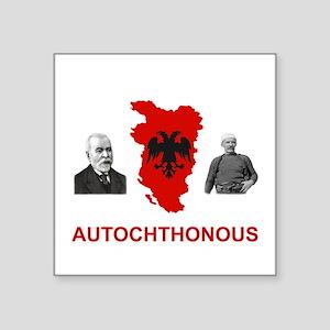 Autochthonous Albania Sticker