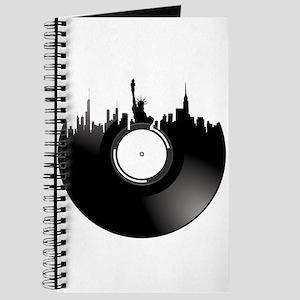 New York City Vinyl Record Journal
