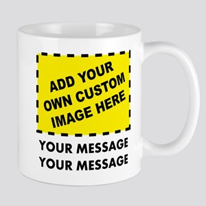 Custom Image & Message Mug