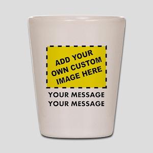 Custom Image & Message Shot Glass