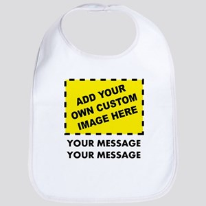 Custom Image & Message Bib