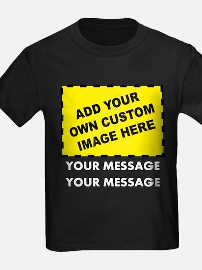 Custom Image & Message T