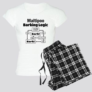 Maltipoo Logic Women's Light Pajamas
