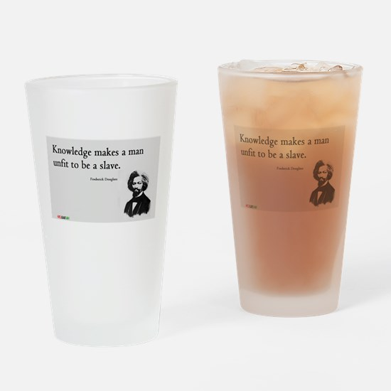 Frederick Douglas - Unfit to be a Slave Drinking G