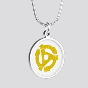 45 rpm record adapter. Necklaces