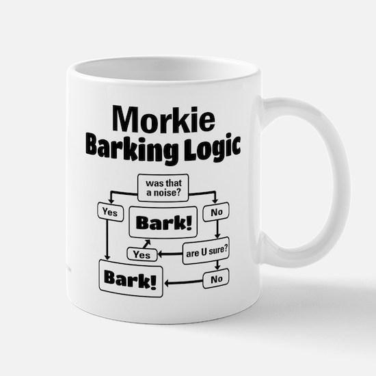 Morkie Logic Mug