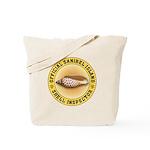 Sanibel Island Shell Inspector Tote Bag