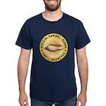 Sanibel Island Shell Inspector Dark T-Shirt