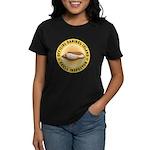 Sanibel Island Shell Inspecto Women's Dark T-Shirt