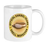Sanibel Island Shell Inspector Mug