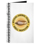 Sanibel Island Shell Inspector Journal