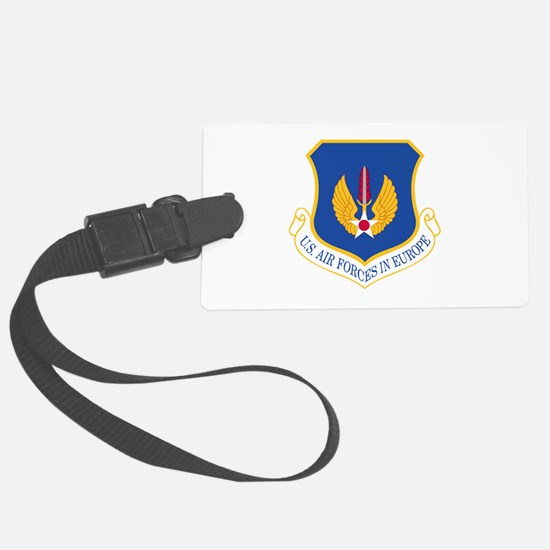 Air Forces Europe Luggage Tag