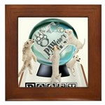 PAWelody Play It Again Framed Tile