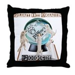PAWelody Play It Again Throw Pillow