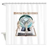 PAWelody Play It Again Shower Curtain