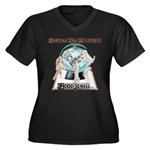 PAWelody Play It Again Plus Size T-Shirt