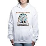 PAWelody Play It Again Women's Hooded Sweatshirt