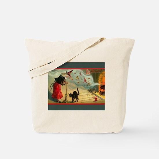 Old Crone Tote Bag