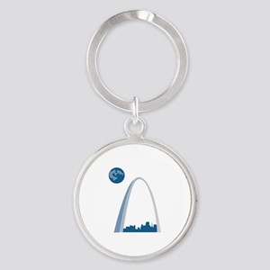 St. Louie Arch Keychains