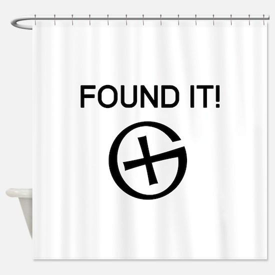 Found it cache Shower Curtain